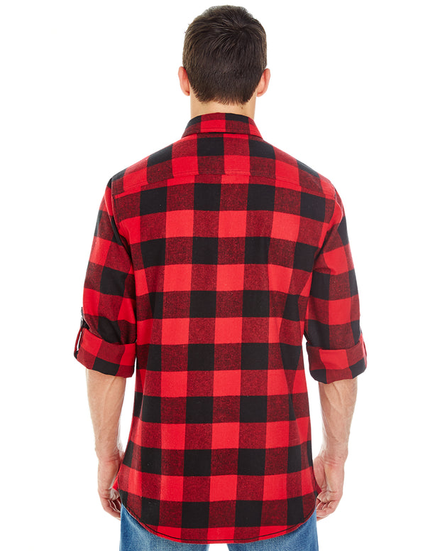 LEGENDARY BURNSIDE PLAID FLANNEL