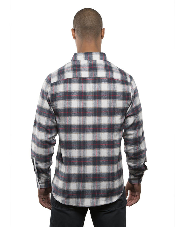 SHIFTER MENS PLAID FLANNEL