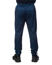 B8801 - Heather Performance Joggers - Heather Navy