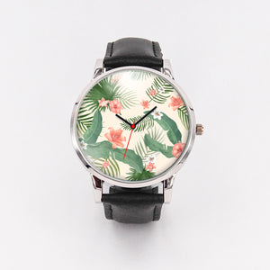 Tropical Flower Watch | Rugged Rose Boutique
