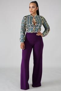 Uptown Palazzo Pants | Rugged Rose Boutique