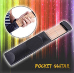 🔥79% OFF🔥Pocket Guitar-Buy Two Free Shipping