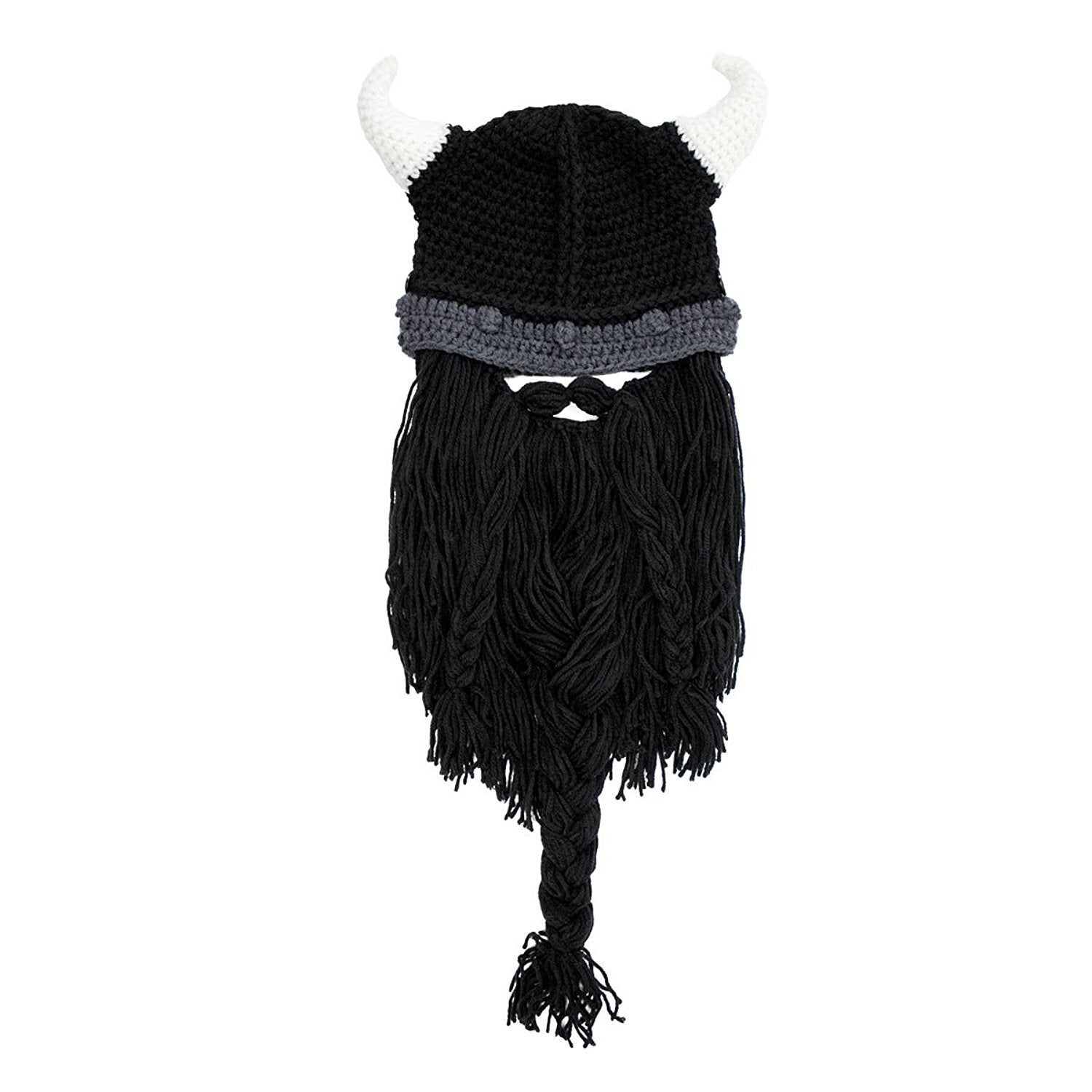 896d5614 The Legendary Barbarian Beard Beanie - Viking Hat – lanestory