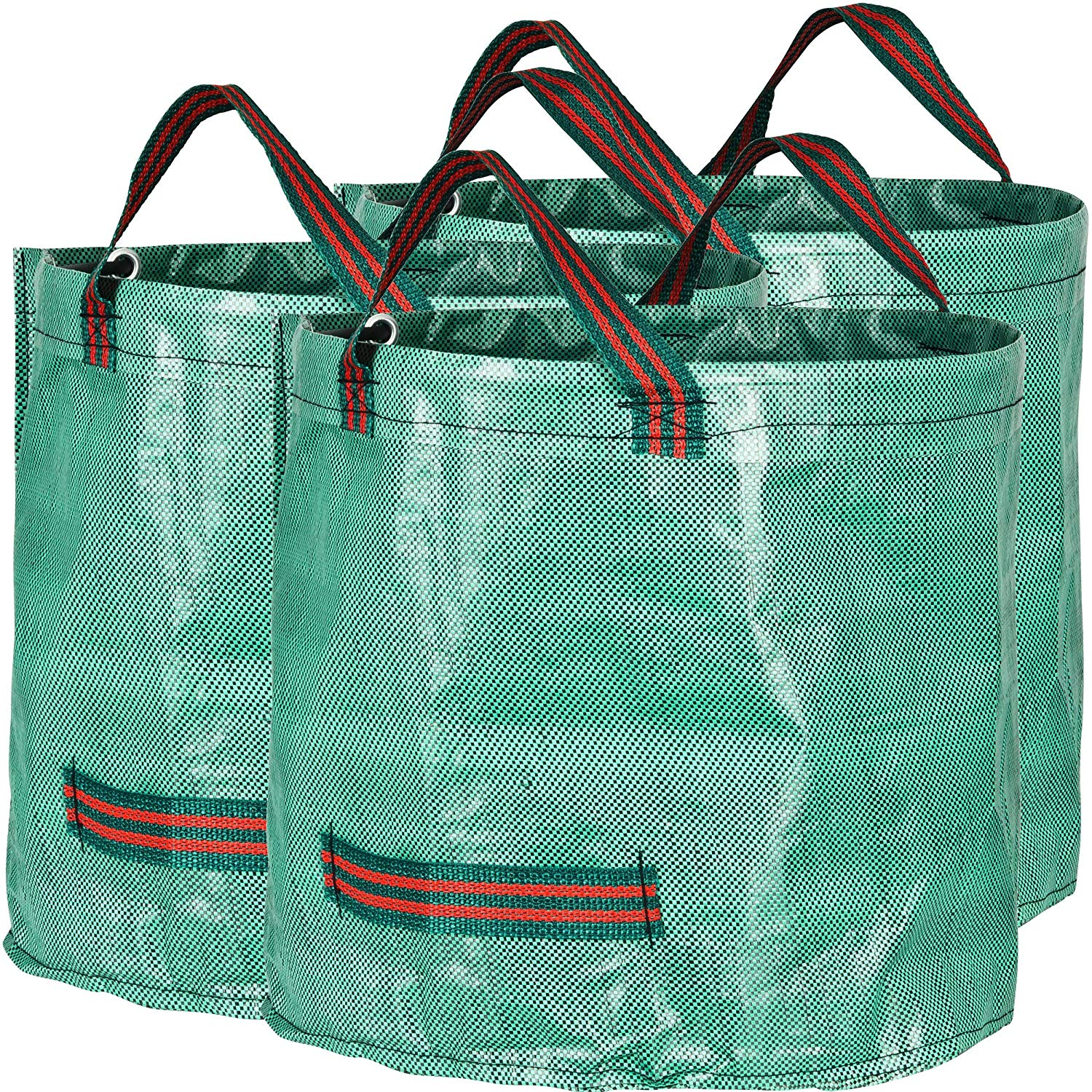 3-Pack 72 Gallons Garden Waste Bags (H30, D26 inches)