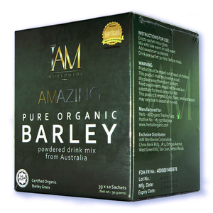 Amazing Pure Barley From Australia