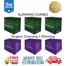 Load image into Gallery viewer, Amazing Slimming Combo [Detox + Cleansing + Slimming + IMMUNE SYSTEM BOOSTER] (3 Barley, 3 Garcinia) + Surprise Gift Freebie