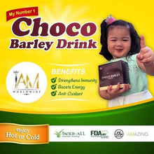 Load image into Gallery viewer, Choco Barley for Kids
