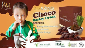 Choco Barley for Kids