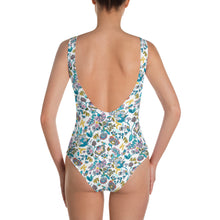 Load image into Gallery viewer, Secret Garden One-Piece Swimsuit