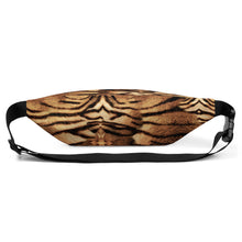 Load image into Gallery viewer, Tiger print fanny pack, belt bag, waist bag, bum bag