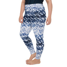 Load image into Gallery viewer, Beach Wave Plus Size Leggings
