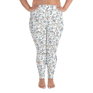 You are a Diamond Plus Size Leggings