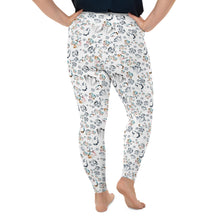 Load image into Gallery viewer, You are a Diamond Plus Size Leggings