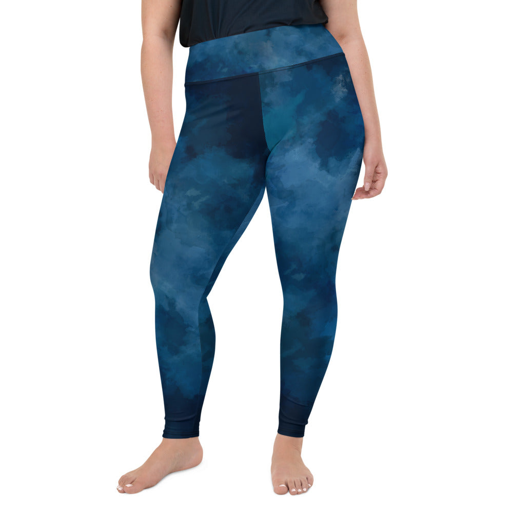 Midnight Plus Size Leggings