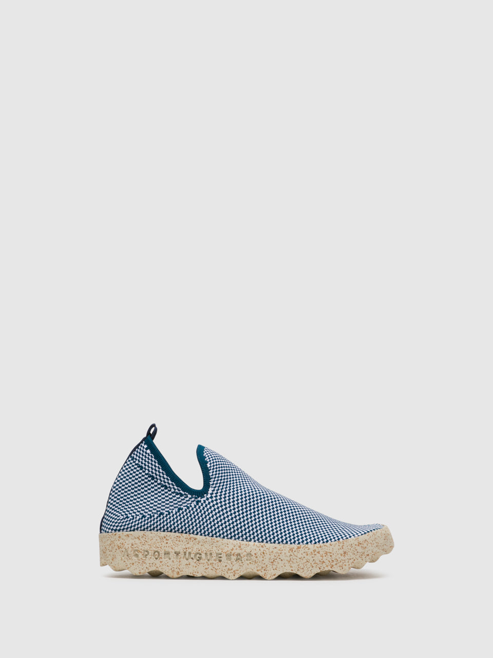 ASPORTUGUESAS Multicolor Elasticated Sneakers