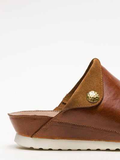 Bos&Co Peru Open Toe Mules