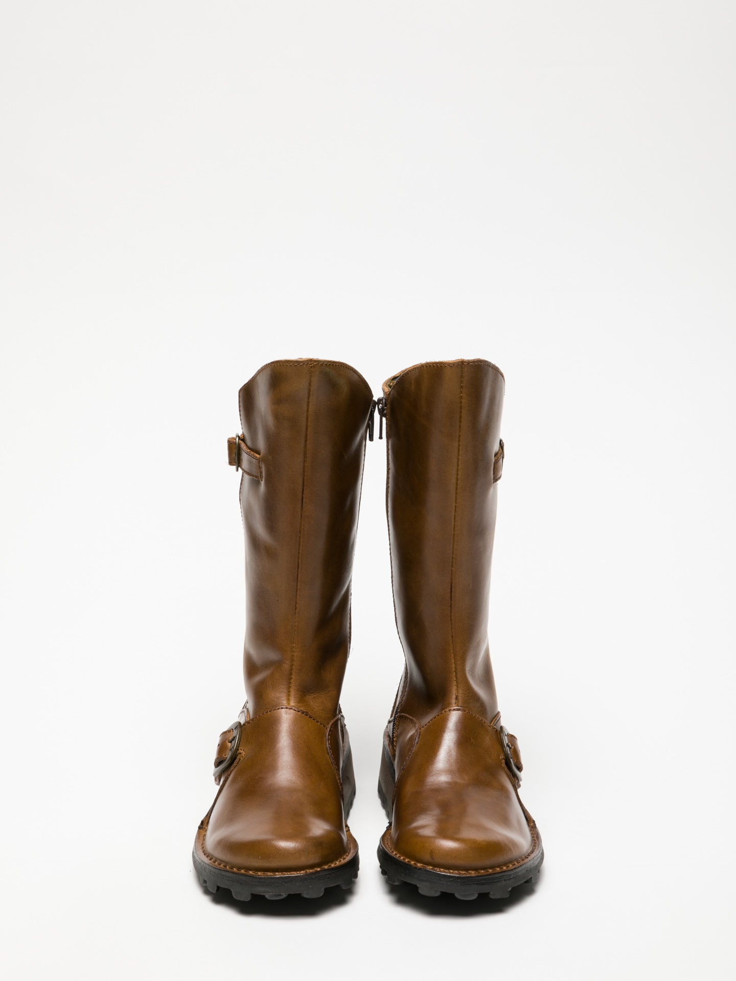 Fly London Peru Buckle Boots
