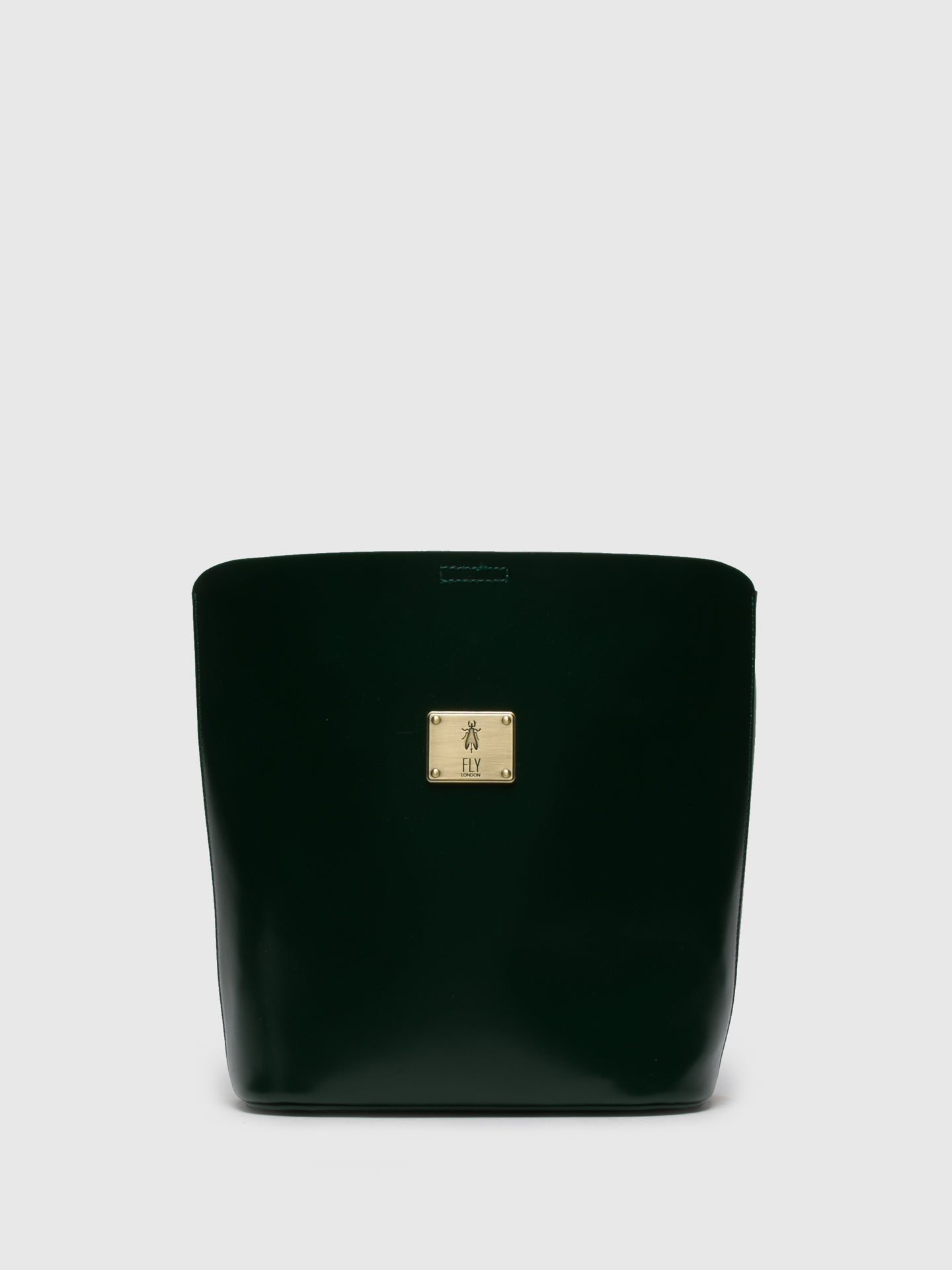 Fly London Green Shoulder Bag