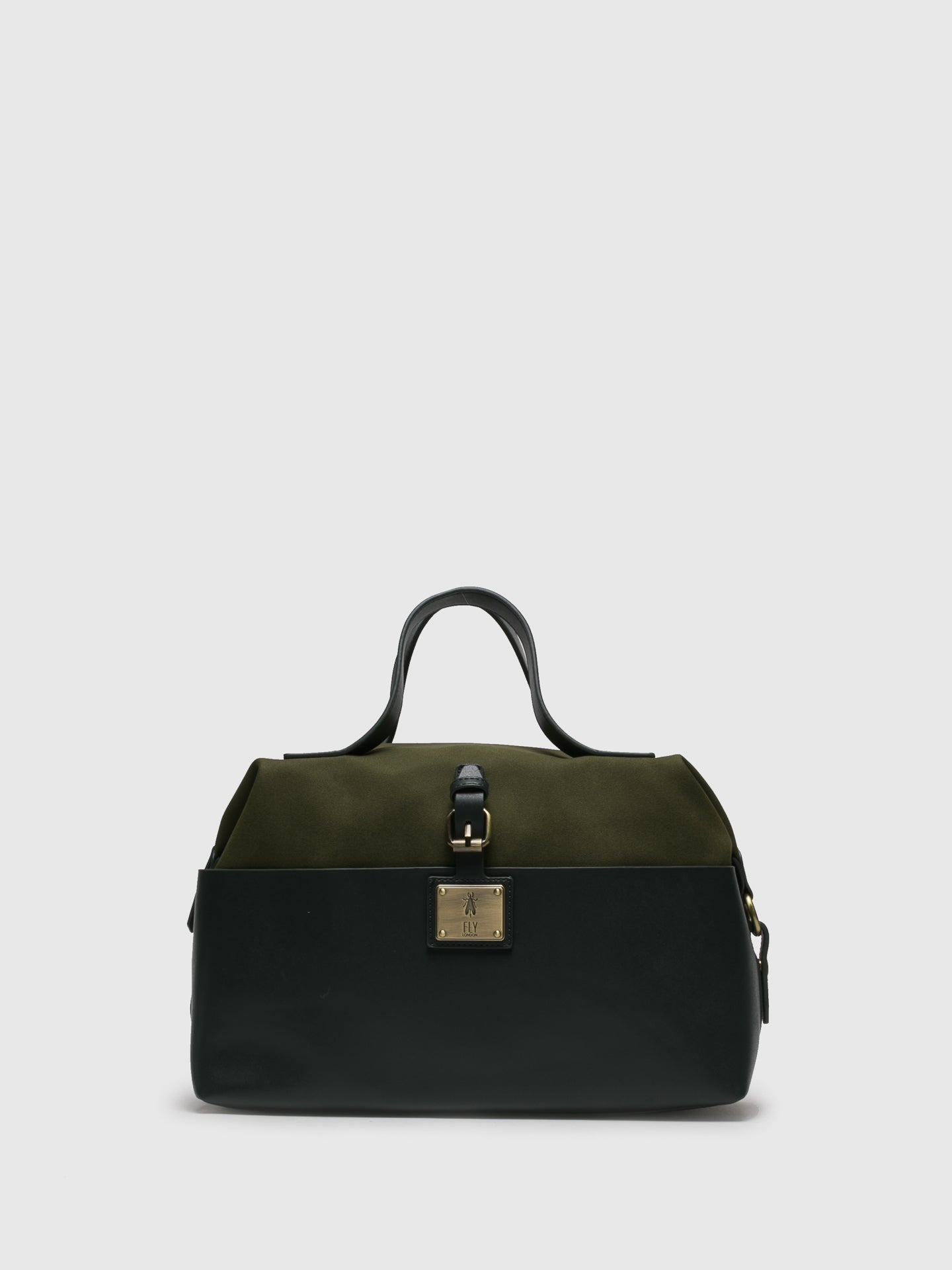 Fly London Green Handbag