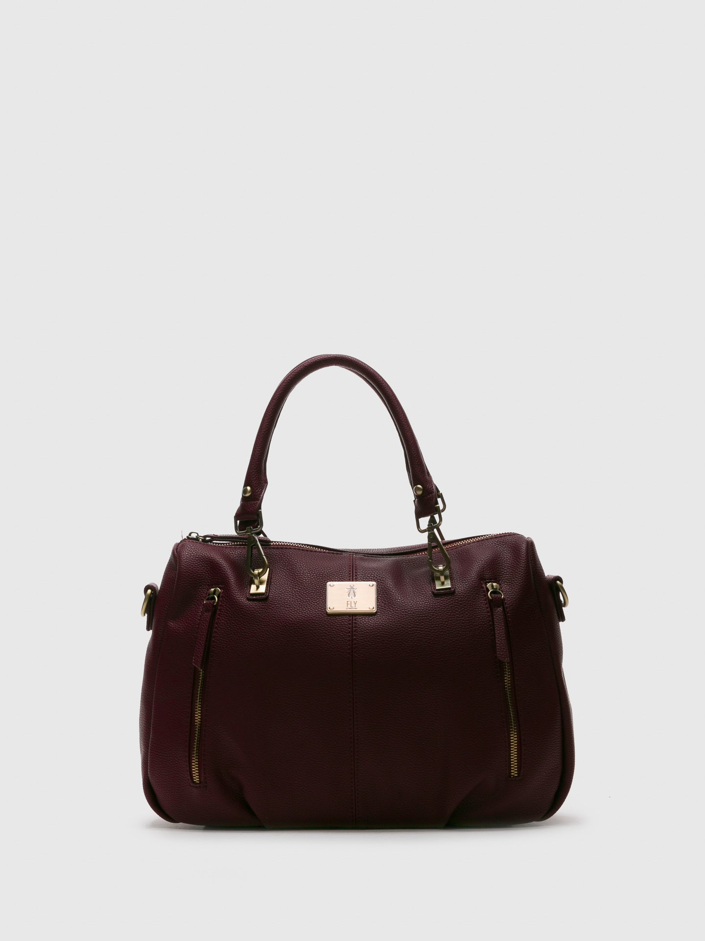 Fly London DarkRed Shoulder Bag