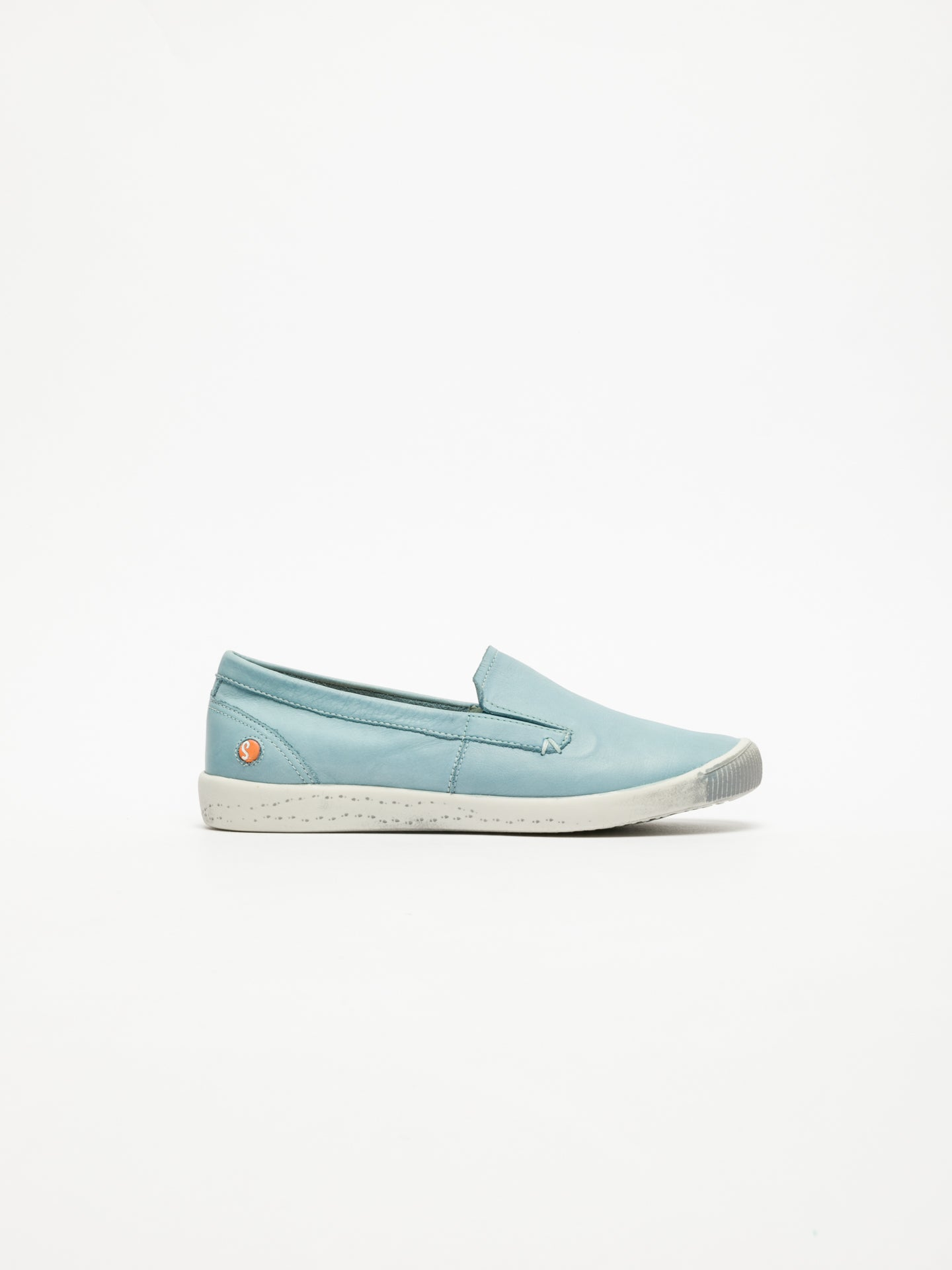 SOFTINOS Blue Slip-on Sneakers