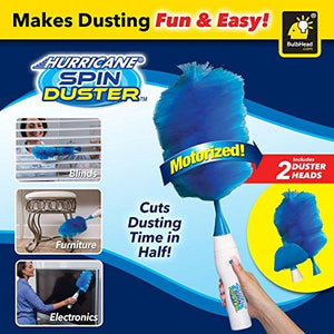 Hurricane Spin Duster Electric Duster