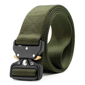 Military Style Tactical Nylon Belt(50%OFF)