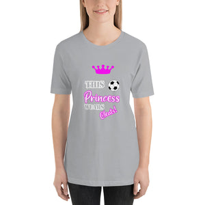 This Princess Wears Cleats Tee