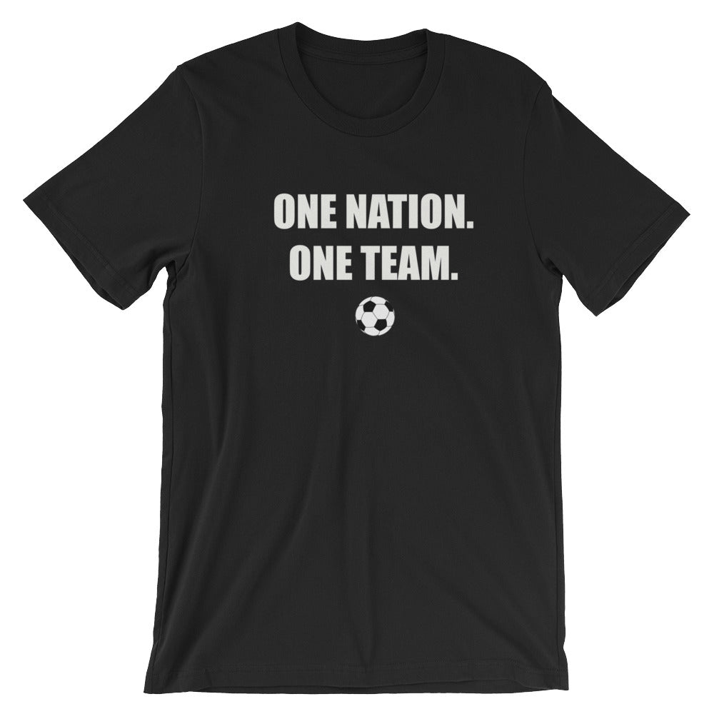 One Nation. One Team. Short-Sleeve Unisex T-Shirt