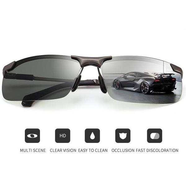 Advanced Photochromic Sunglasses - Sunglasses - Camera Commando