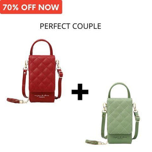 70% OFF TODAY: Zes Purse 2.0 - Crossbody Phone Bag (Buy 2+ Free Shipping)