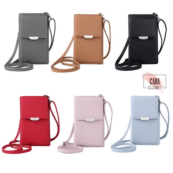 CARA PIERRE 2.0 - Crossbody Phone Bag (Buy 3 Get 1: Code: 3BAG1)