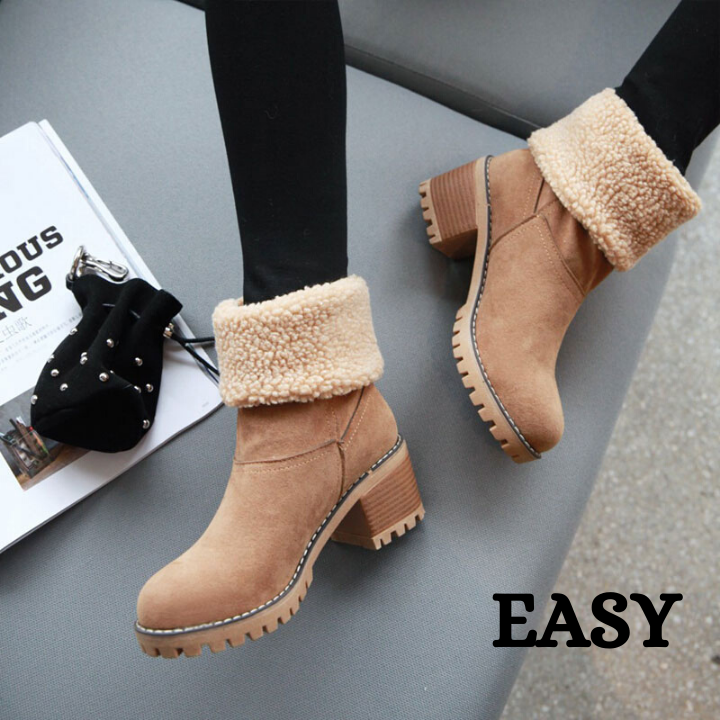 EASY Winter Fur Boots (BUY 2+ FREE SHIPPING)
