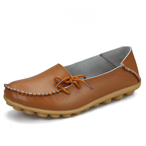 CARA COMFY - Premium Leather Orthopedic Shoes (Size From 4-12)