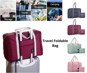 Travel Foldable Duffel Bag