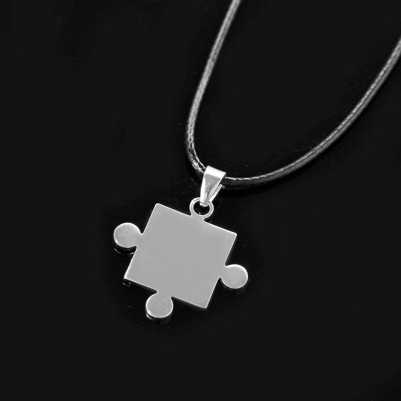 Friendship Puzzle Necklace