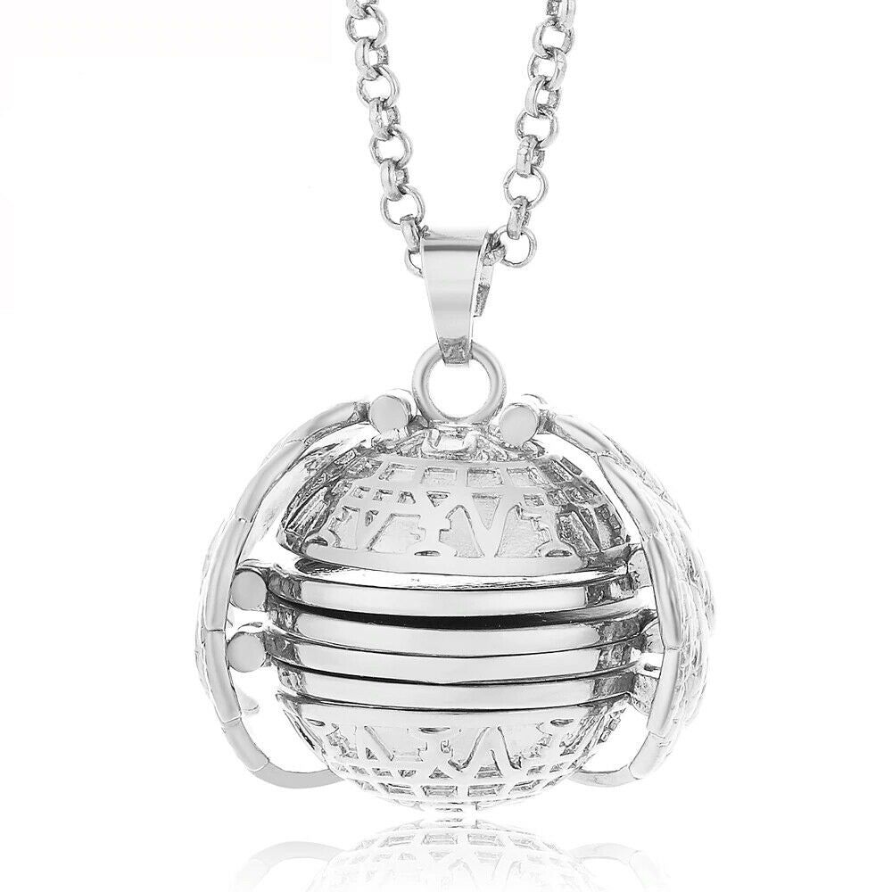CARA LOVEE - Memory Keeper Locket Necklace (Buy 2 get 1 free: Code: WINGS)