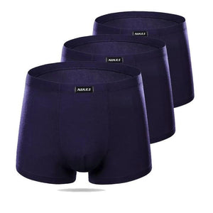 NANRS Underwear - Breathable & Comfortable Boxer Biefs (Set of 3 pcs)
