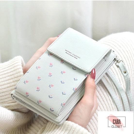 [CLEARANCE] CARA PIERRE™ - Crossbody Phone Bag