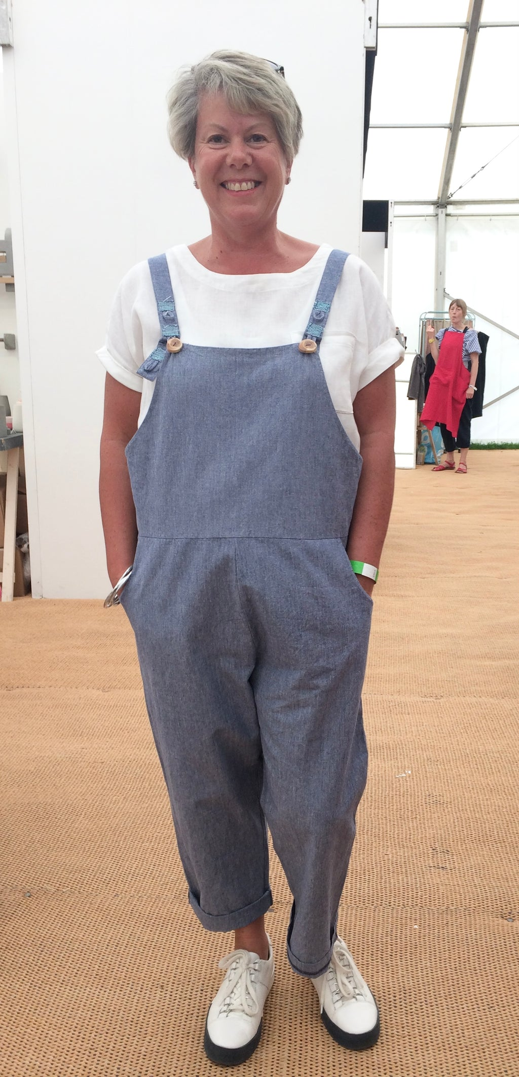 Organic Cotton Dungarees *40% OFF*