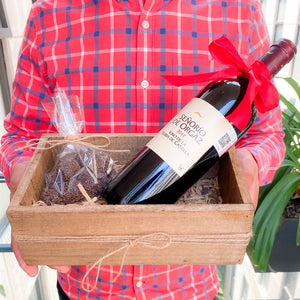 Red Red Wine - Vino y Trufas de Chocolate