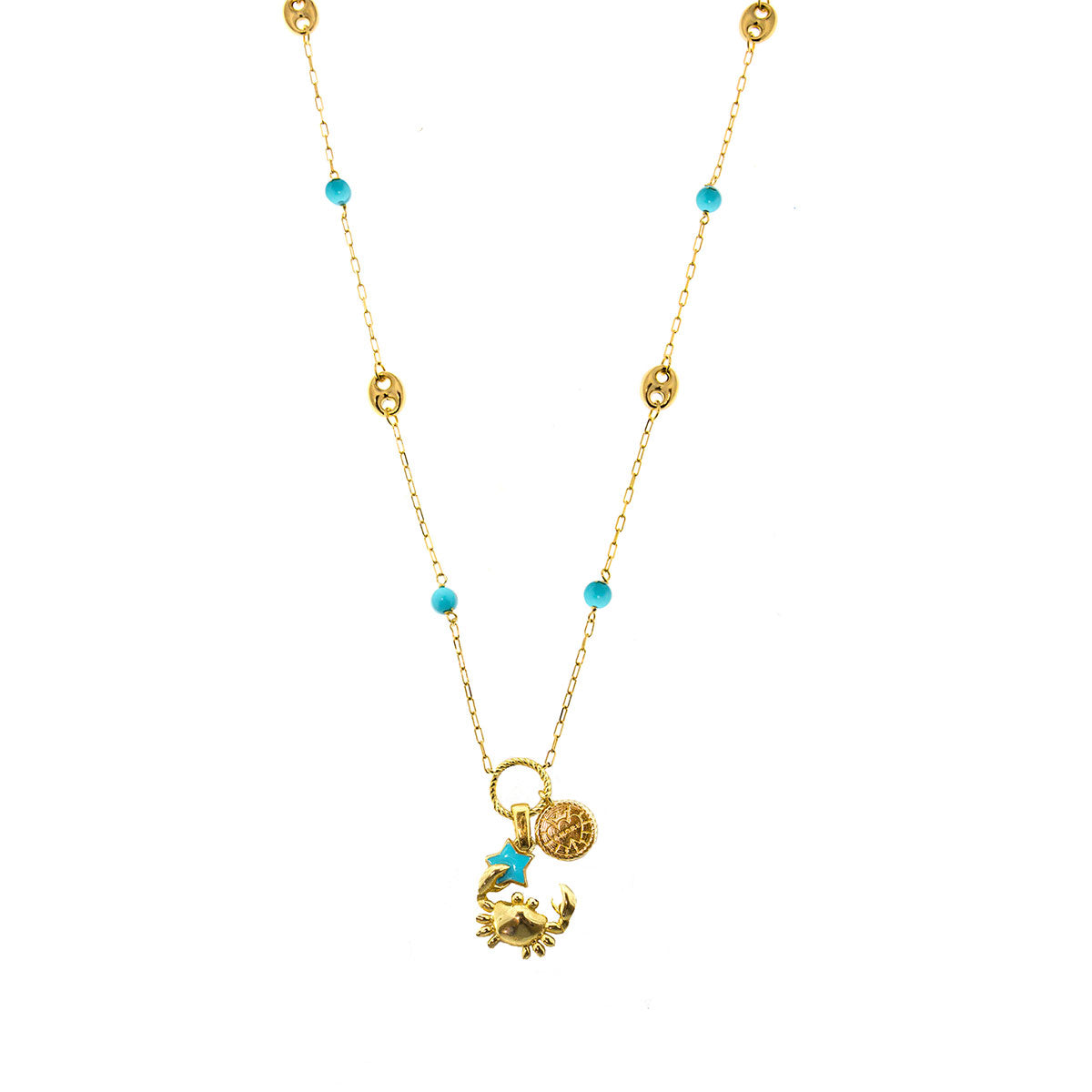 Necklace Crab MI-STER
