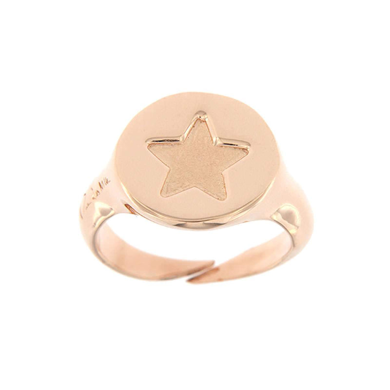 Pinky Star Ring