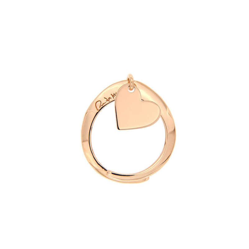 Heart Rigid Ring