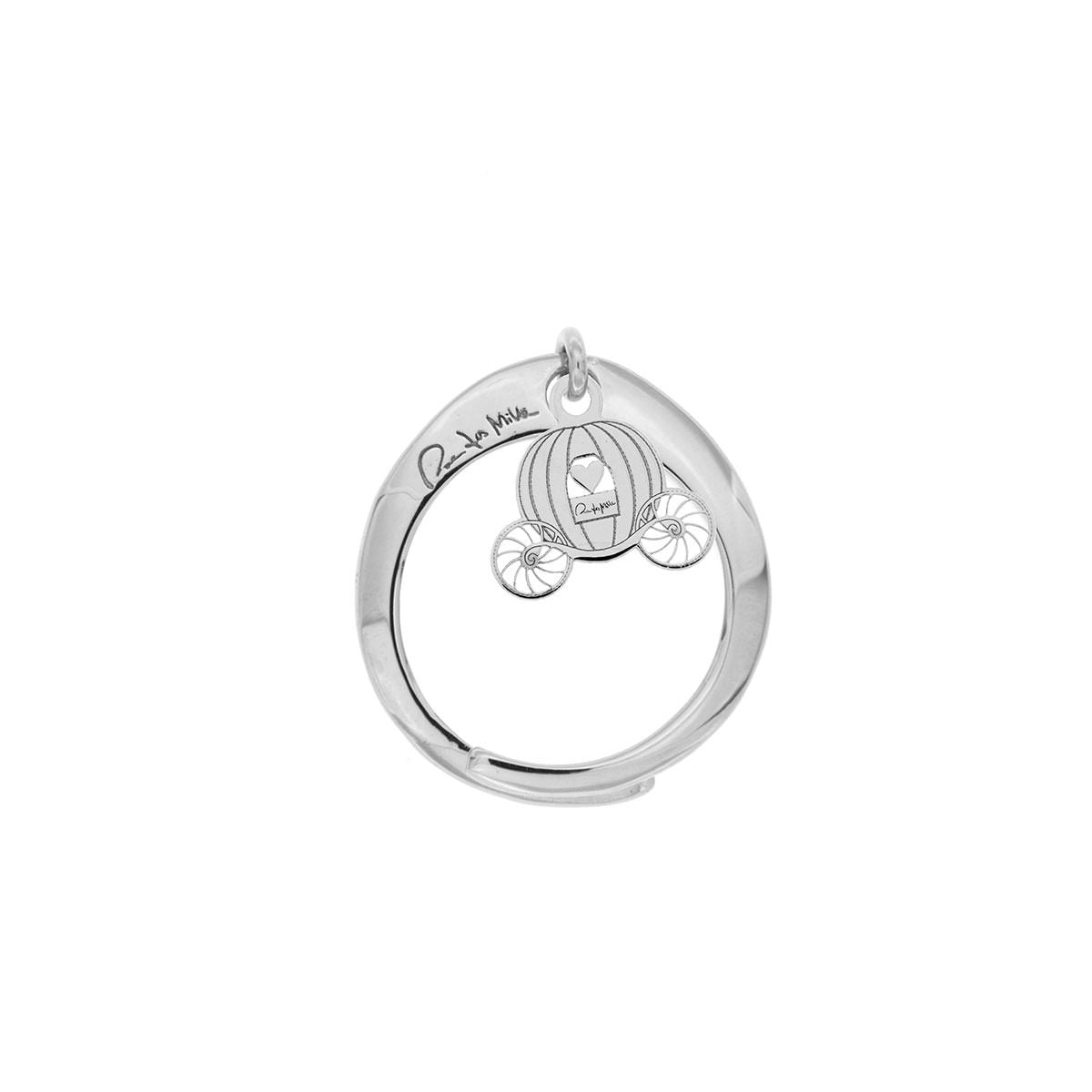 Rings - Carriage Rigid Ring - 2 | Rue des Mille