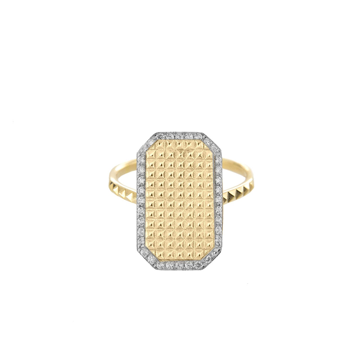 Rings - Ring stud texture - 2 | Rue des Mille