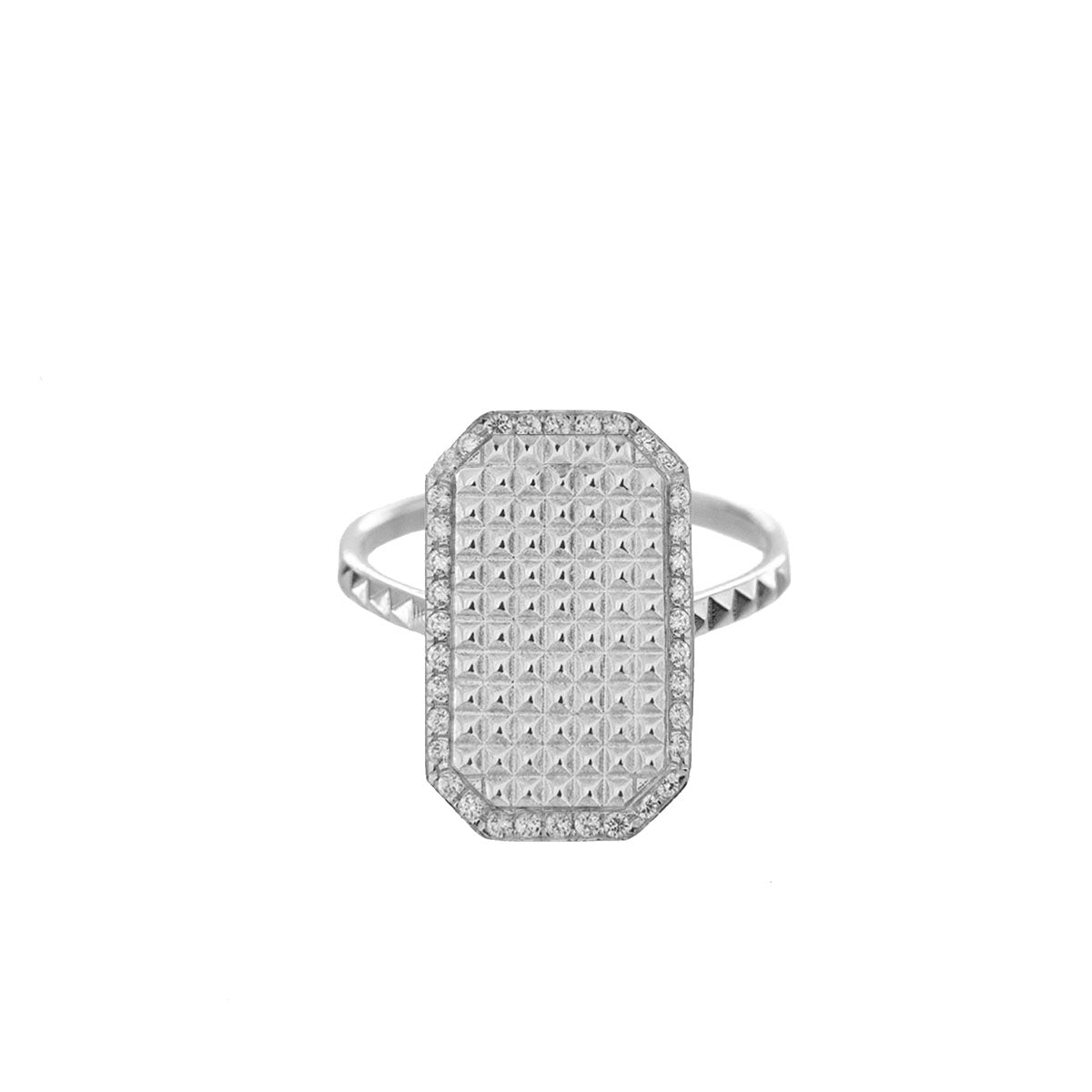 Rings - Ring stud texture - 3 | Rue des Mille