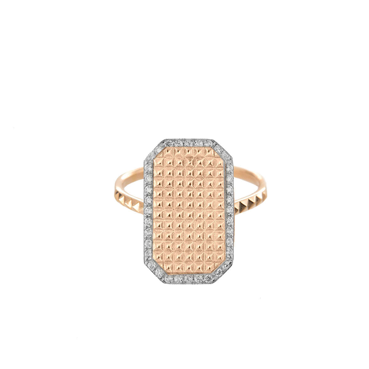 Rings - Ring stud texture - 1 | Rue des Mille