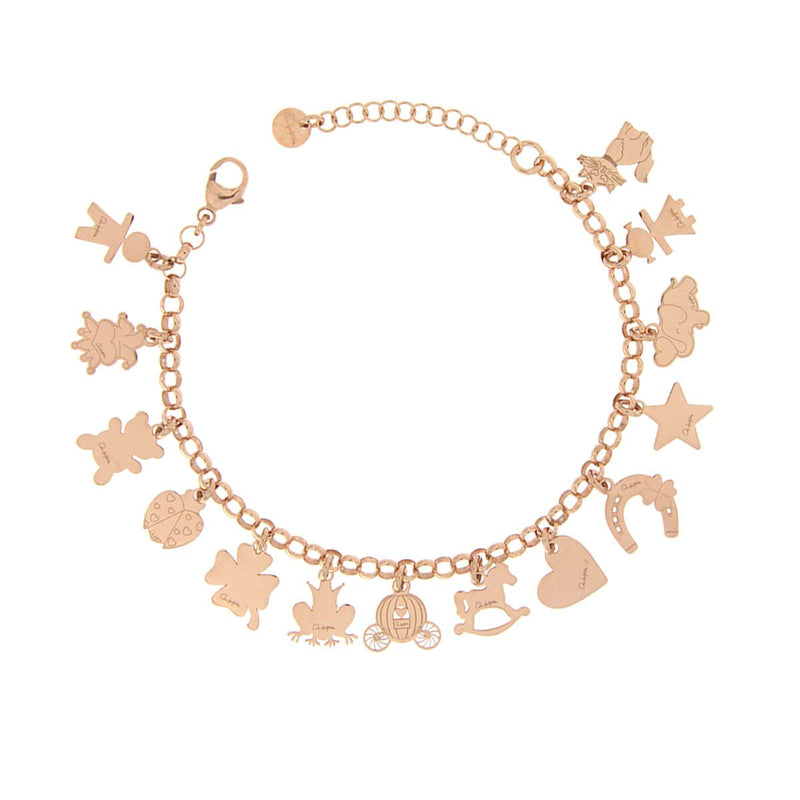 Bracciale Multi Charms