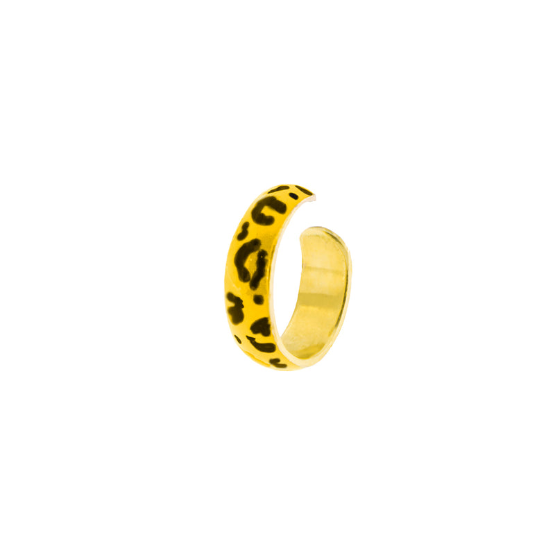Earcuff Small Band - Leopard Print